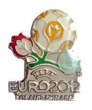 Euro 2012 (2012 UEFA European Championship) Pin Badge LAST FEW