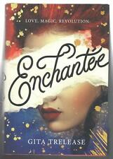 Enchantee Gita Trelease historical fiction young adult hardcover 2019 first Ed