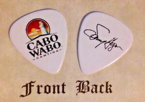CABO WABO novelty Sammy Hagar signature guitar pick (W-C16)
