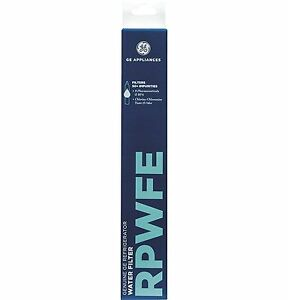 GE RPWFE Refrigerator Water Filter (New sealed in box)