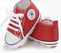 Latest baby/  Kids Canvas Sneakers Baby Boy/Girl Soft Sole,good for pre-walkers.
