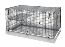 LAZY BONES CHINCHILLA / RAT/ RODENT CAGES 1 TIER FREE POST