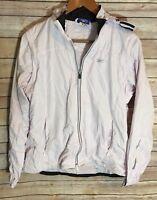 REEBOK Womens Zip Up Hoodie Athletic Jacket Size SMALL