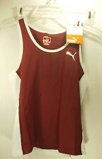 PUMA~Burgundy RUNNING Sleeveless SHIRT / TANK~Moisture Management~Small~NWT