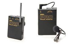 Pro AC8PJ cam WLM wireless lavalier video mic fo Panasonic AG HMC80 HMC40 HMC40P