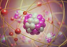 A1 Atomic Energy Elemental Poster Art Print 60 x 90cm 180gsm - Cool Gift #16300