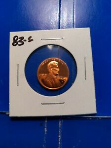 1983-S US PROOF LINCOLN CENT