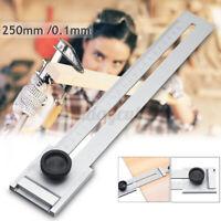 250mm Streichmass Streichmaß Anreißmaß Messwerkzeug Anreiß Werkzeuge Rostfrei