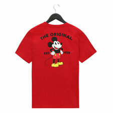 1a8900fc8a VANS X Disney 90th Classic Mickey Mouse Chili Pepper T-shirt Vn0a3ik5car Mens  XL