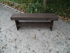 wooden bench 48""