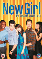 DVD:NEW GIRL - SEASON 3 - NEW Region 2 UK