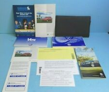 11 2011 Vw Routan owners manual/user guide with Navigation