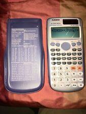 Pre-Owned Casio fx-115Es Plus Scientific Calculator Two Way Power