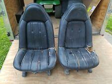 chevelle bucket seats | eBay