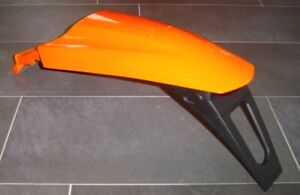 Super Moto RACE LED Heck für KTM LC4 SMC/SXC orange