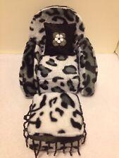 Leopard Ottoman Ebay