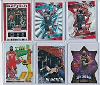 James Harden 2019-20 Panini Revolution Sunburst 70/75 Houston Rockets #88 + MORE