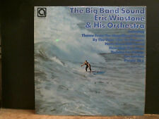 ERIC WINSTONE & HIS ORCHESTRA   The Big Band Sound   LP   Avenue Records  GREAT!