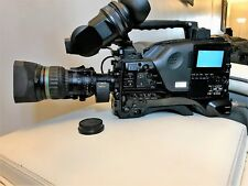 SONY PDW-700 XDCAM HD CAMCORDER WITH SONY HDVF-200 VEIWFINDER