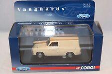 Vanguards Corgi VA 00416 Ford Anglia Van London Transport 1:43 mint in box