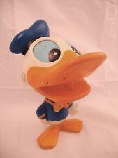 "Walt Disney MATTEL 1976 Donald Duck Chatter Chum 7"" Pull String WORKS FREE Ship"