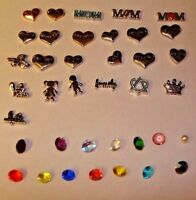 Origami Owl  Family Birthstones Charms FREE SHIPPING SAVE BUY 4 Get Free Charm