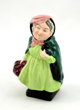 """VINTAGE ROYAL DOULTON FIGURINE DICKENS'S CHARACTER """"SAIRY GAMP"""" MINT"""