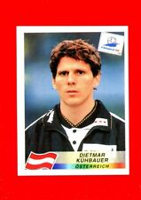 WC FRANCE '98 Panini 1998 - Figurina-Sticker n. 147 - KUHBAUER - ÖSTERREICH -New