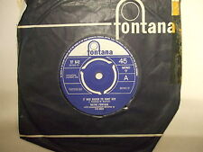 TF 642 Wayne Fontana - You Made Me What I Am Today / It Was Easier To Hurt Her