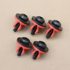 5 Nuts Screws Set For 10-18 Ford Focus Escape Engine Shield Air Dam Deflector