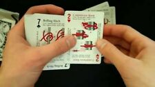 Knot Tying Playing Cards Boy Scouts Fising Boating Climbing Caving Horse Riding