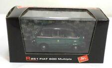 Brumm Fiat 600 Multipla 1956 Green & Black R251 Taxi Di Milano 1a Series Model