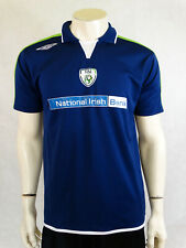 Vintage Ireland Training Football Shirt Jersey Trikot Umbro M