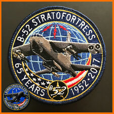 B-52 STRATOFORTRESS 65TH ANNIVERSARY PATCH, GLOBAL STRIKE COMMAND BARKSDALE AFB