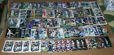 KERRY COLLINS-HUGE-105 CARD LOT(15 ROOKIE CARDS/95ULTRA RO,95SCRE,95SB,PRO,CLASS