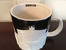 Starbucks Berlin Relief City Cup Coffee Mug 16 fl oz -New