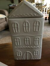 Pier 1 Imports NWT White House Cookie Treat Jar With Lid