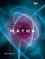 Essential Maths: v. 8H (Paperback), Rayner, David, with FREE ANSWER BOOK