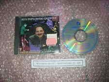 CD Jazz Ken Peplowski Quintet - Live at Ambassador Auditorium (9 Song) CONCORD