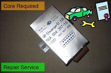 VW Passat Audi A4,A6,A8 Cruise Control Module Repair Service (Core Required)