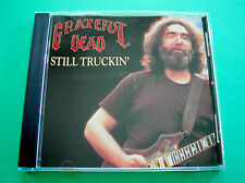Grateful Dead Jerry Garcia Picture Disc CD Still Truckin' Mickey Hart Bob Weir