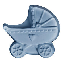 Baby Carriage Soap Mold. Melt & Pour, Cold Process w/Instructions