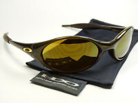 Oakley Eye Jacket Black Gold Sonnenbrille Mars Sub Zero Over The Top Romeo Flak