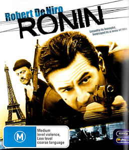 Ronin - Rare Blu-Ray Aus Stock -Excellent