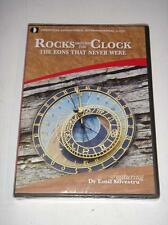 ROCKS AROUND THE CLOCK Creation Ministries Dr. Emil Silvestru DVD NEW