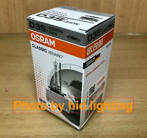 Brand New OSRAM D3S Xenon 66430 Headlight Bulb Light Classic XENARC 35W 12V