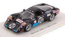 Modellino auto scala 1:43 Spark Model  MC LAREN M6B N.90 LM  H.REGOUT-B.de DR...