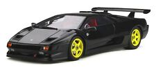 Lamborghini Diablo SV R  schwarz  GTS18510  Limitiert  GT Spirit  1:18