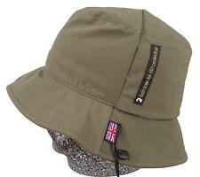 Genuine Belstaff Military Green Reversible Fisherman's Cap Bucket Hat Size 1