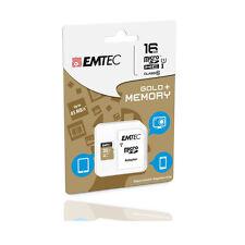 16gb Scheda di memoria storage card microSD + adattatore per Samsung GALAXY WIFI View